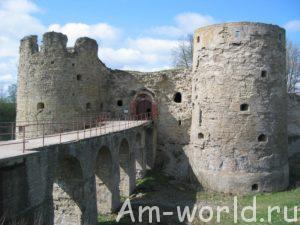 Каменные строения - летопись человечества