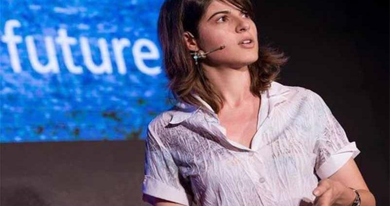 Кира Радински - предсказательница из Хайфы