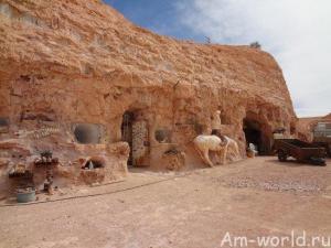 Кубер-Педи - подземный город опалоискателей