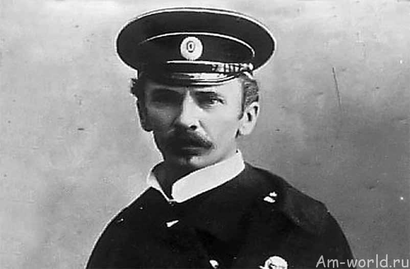 Лейтенант Шмидт - скандальный баловень судьбы