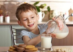 Молоко полезно не для всех