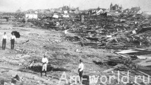 Несущие смерть ураганы