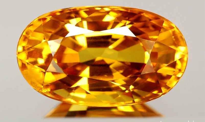 Топаз - солнце заключенное в камень