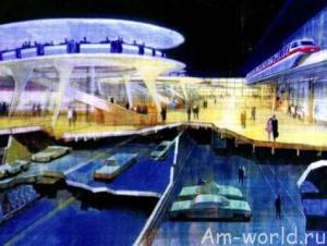 Фантастические города будущего