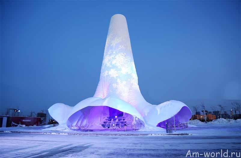 Фламенко — танец в ледяной башне