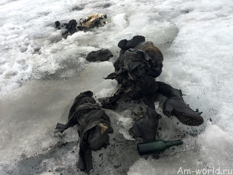 В ледниковом плену