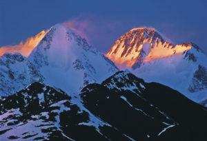 Духи горных вершин