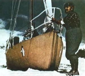 """Дэвид Льюис: до Антарктиды на """"Ледовой птице"""""""