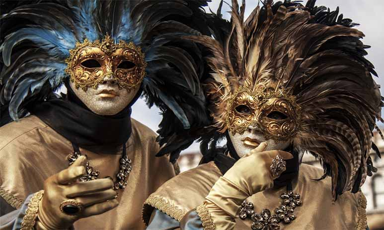 Загадочные исчезновения на карнавалах