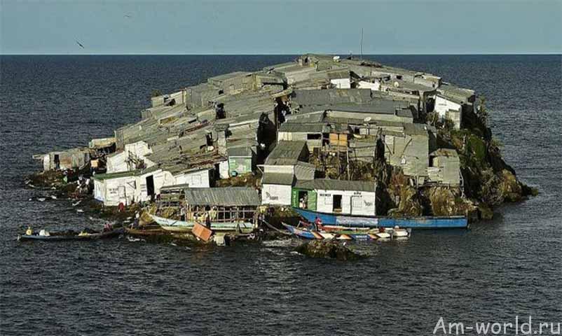 Мгинго: остров-коммуна свободных рыбаков