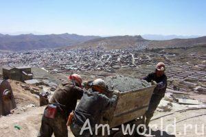 Потоси - серебряный город