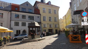 Призраки старого Таллина