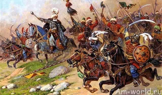 Шагин Гирей - последний хан Крыма