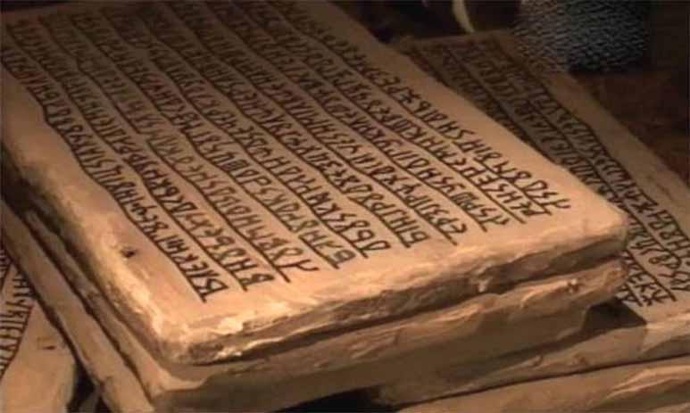 «Велесова книга» возможно перевернет представление о прошлом