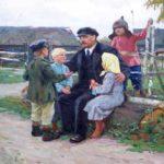 Легенды о дедушке Ленине