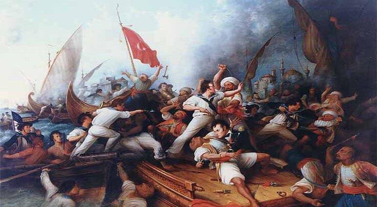 Берберское пиратство
