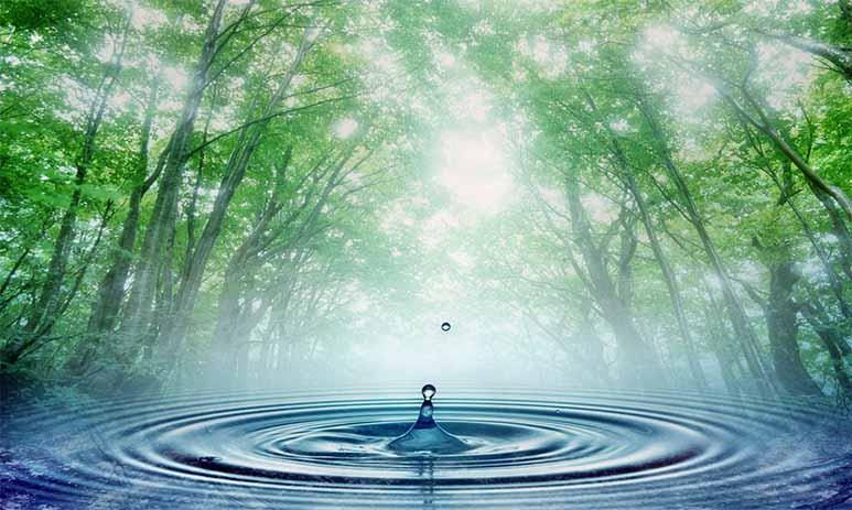 Живая и мертвая вода в Джилы-Су