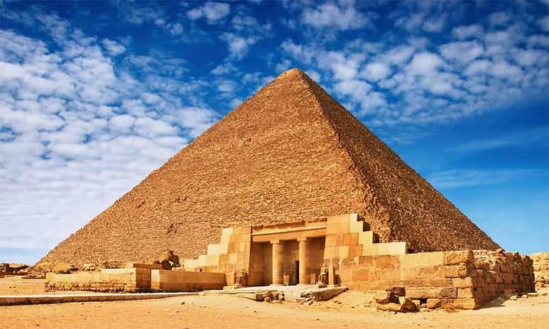 Тайная комната пирамиды Хеопса