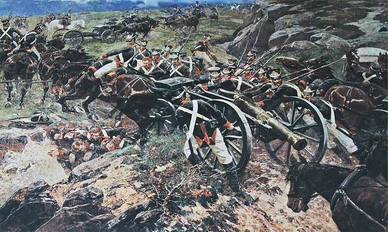 500 спартанцев полковника Карягина