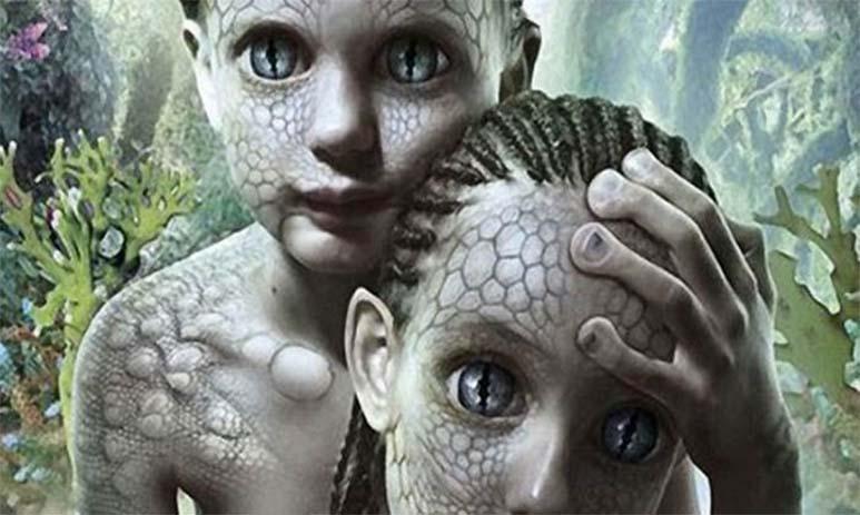 Инопланетяне меняют людей