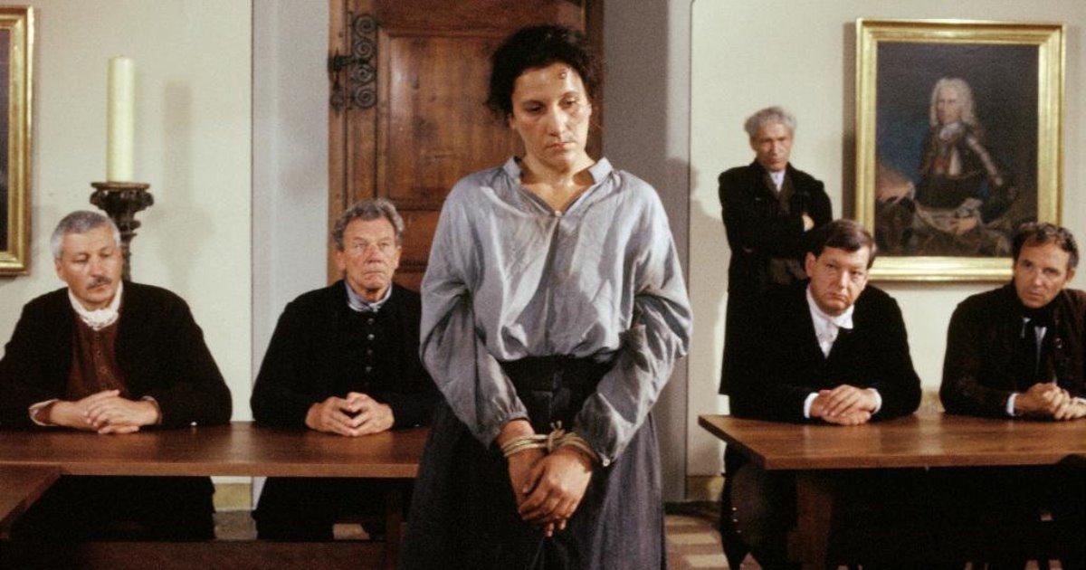 Последняя казненная ведьма Анна Гёльди