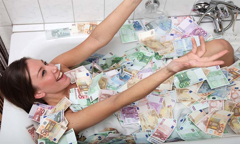 Хотите, чтобы денежки водились?