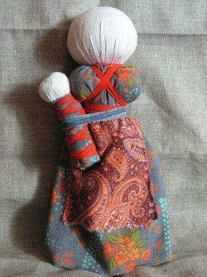 Кукла-оберег не игрушка 3