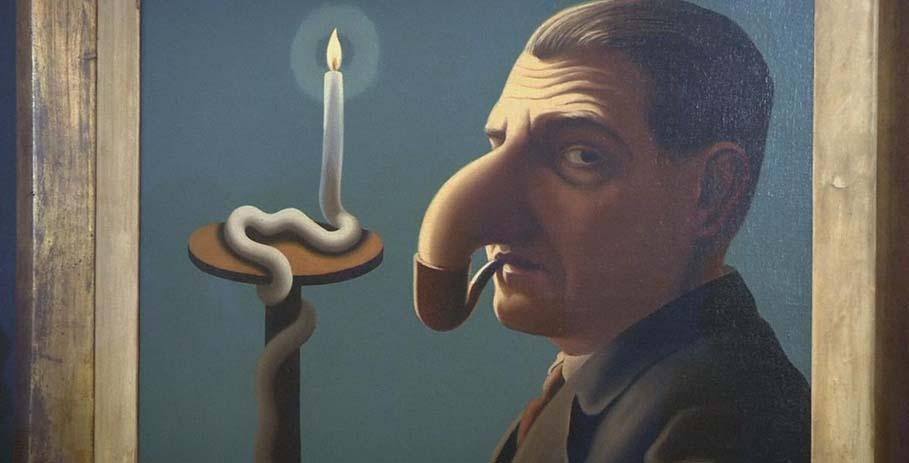 Рене Магритт - художник нашедший абсолют