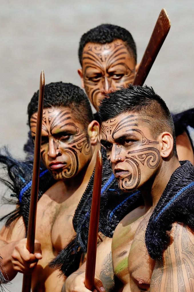 Священный мыс народа маори 3