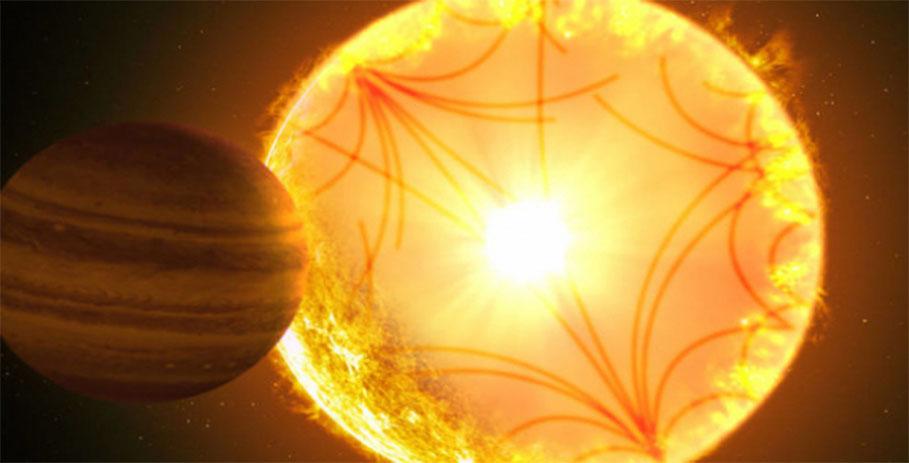 Подтвержден статус первой открытой экзопланеты
