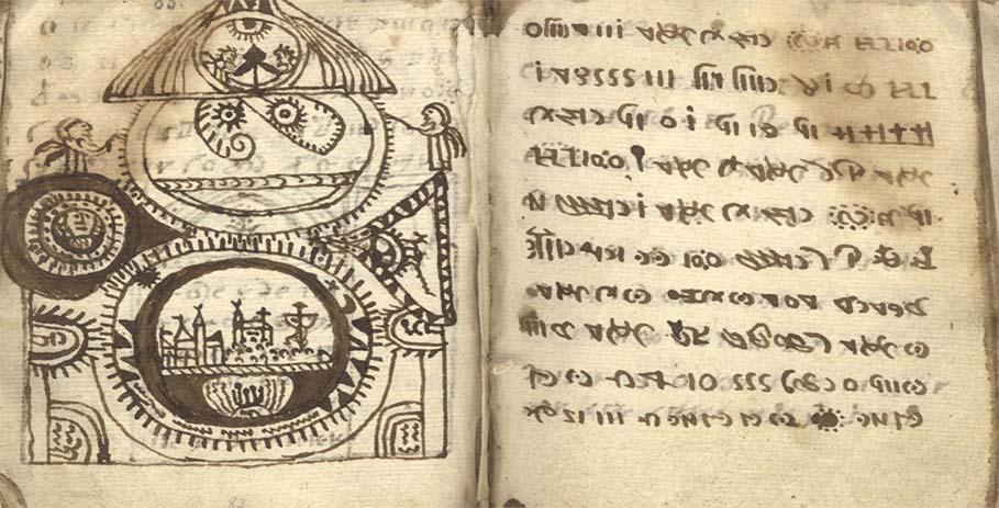 Тайна Кодекса Copiale