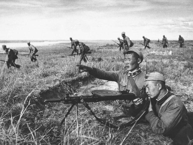 Какие республики СССР имели свои войска в Великой Отечественной?