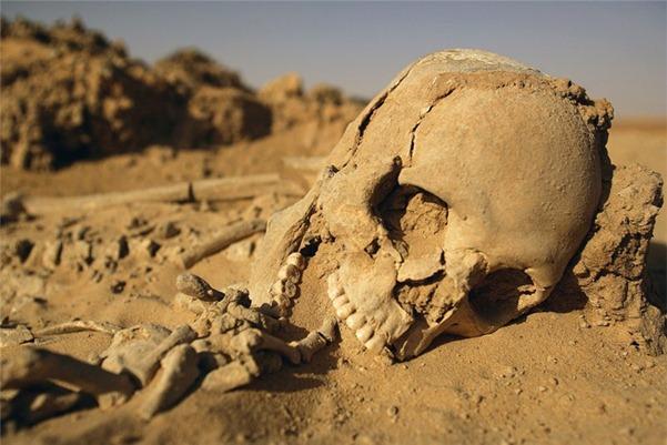 Зыбучие пески - подстерегающая опасность