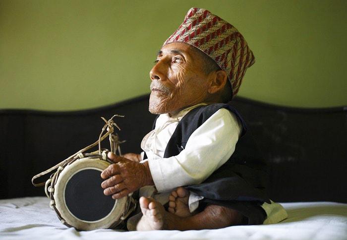 Чандра Бахадур Данги — самый маленький человек в мире
