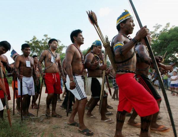 Пемоны - народ ягуара