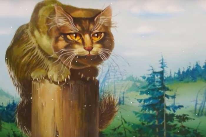 Сказочные коты и кошки