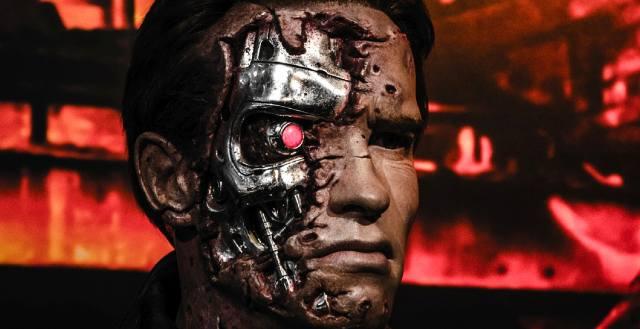 Вы думаете роботы опасны для человека?
