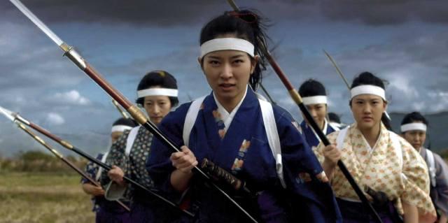 Фаворитки Луны - женщины ставшие самураями