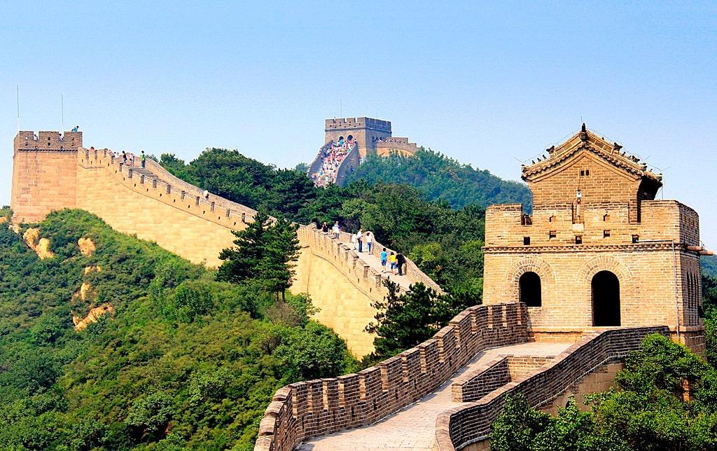А вы знали это о Великой Китайской стене?