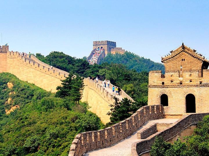 А вы знали это о Великой Китайской стене