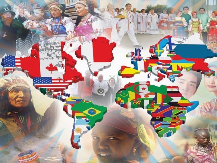 Самые загадочные народы мира
