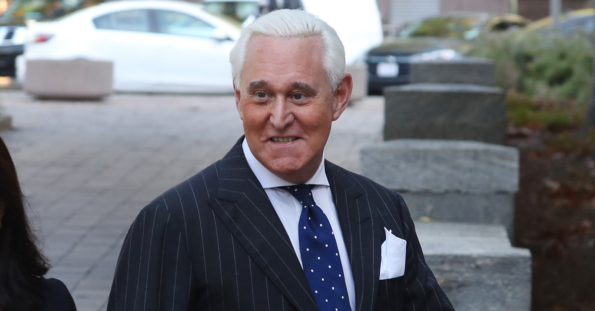 Judge Amy Jackson Tore Apart 'Insecure' Roger Stone