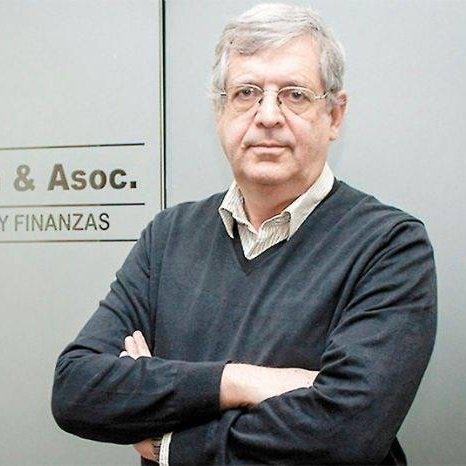 """Gabriel Rubinstein: """"Si queremos evitar el default, pidamos más plata al FMI"""""""