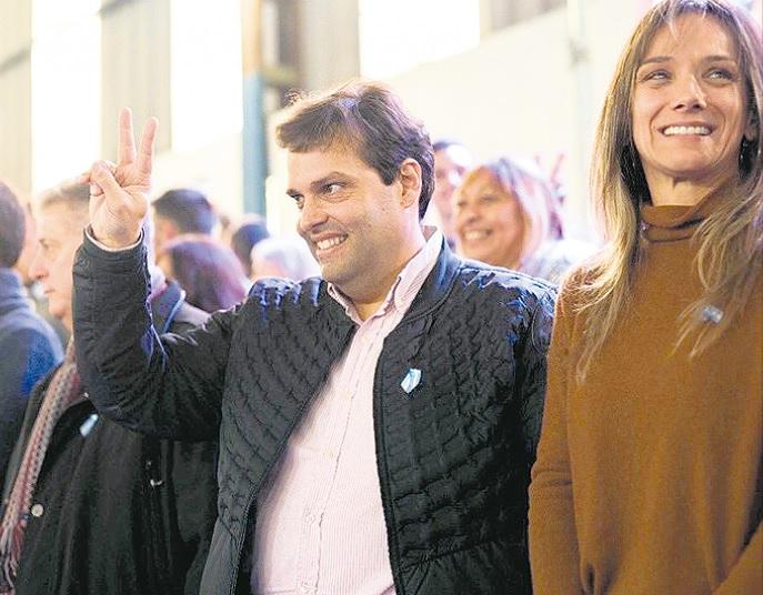 """Juan Debandi: """"La gente debería votar un proyecto que le devuelva el bienestar"""""""