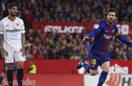 Barça Messi CHampions League Sevilla