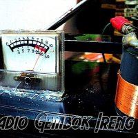 Masang S-Meter pada Radio Kempitan