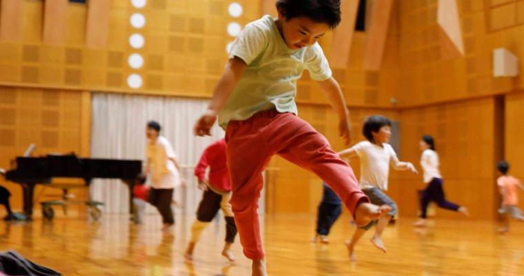 【イベント】斎藤公子保育の「親子リズムあそび」講座