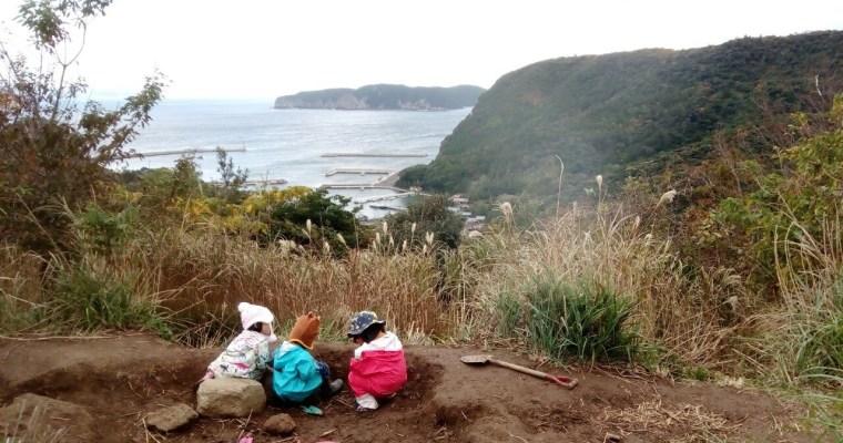 海士町に移住して…お山の保育と島の暮らし