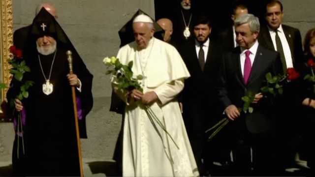 Pope+Francis+Armenia+Memorial - nbcbayarea