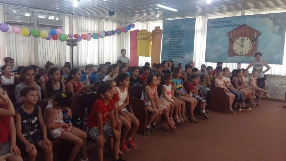 Current SWD Yerevan Church